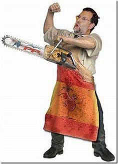 Rajoy, pesadilla en España