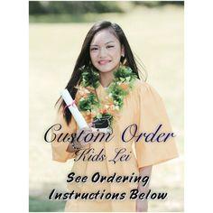 Candy Leis Graduation Leis Custom Graduation Lei by SugarLeis