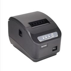 389.00$  Watch now - http://alis47.worldwells.pw/go.php?t=32438625646 - 8pc High quality original Auto-cutter 80mm Thermal Receipt Printer Kitchen/Restaurant printer POS printer XP-Q200II 389.00$