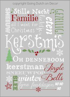 Fijne kerstdagen en de beste wensen voor 2015... Nicole Thom en Bram Verstappen-Janssen