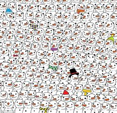 Dudas, or Dudolf as he is known when drawing, spawned the Where's waldo-style internet puzzle craze back in December last year when…