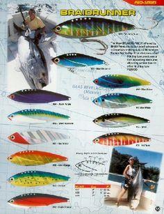 braidrunner fishing lure