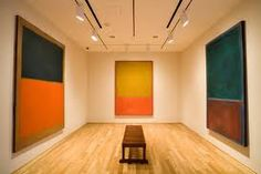 The Rothko room at the Phillips Collection, Washington, DC