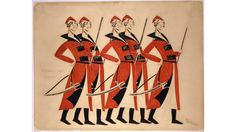 Russian Avant-Garde Theatre: War, Revolution and Design, 1913 - 1933   V&A   Exhibitions   Time Out London