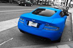 DB9, Aston Martin