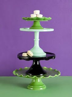 Maxie B's Bakery Blog: Cake Stand Collection