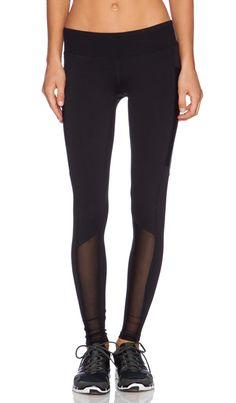 alo Swift Legging in Black