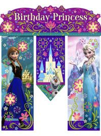 Frozen Party Supplies - Frozen Birthday - Party City