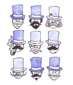 magicians, illustration