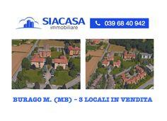 Trilocali in Vendita a Burago di Molgora (MB) - www.siacasagroup.com