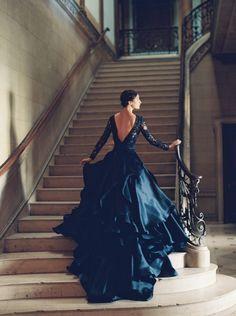 Spring 2016 Wedding Dress Inspiration ~ Sareh Nouri