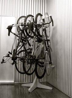 Полки для хранения велосипедов (трафик) / Организованное хранение / ВТОРАЯ УЛИЦА