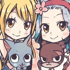 Image about happy in Fairy tail Natsu and by Silence Fairy Tail Lucy, Fairy Tail Amour, Image Fairy Tail, Fairy Tail Girls, Fairy Tail Nalu, Fairy Tail Couples, Fairy Tail Ships, Fairytail, Jellal