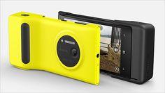 Nokia Lumia 1020 photo gadget