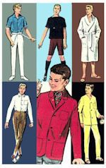 Sewing for Ken Doll Clothes