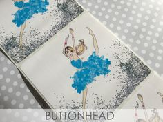 Ballerina stickers made for fantastic NYC Loretta Lester! Custom Sticker Labels, Ballerina, Nyc, Party, Parties, Ballerina Drawing, New York City