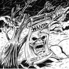 Iron Maiden Montage10 by swyattart