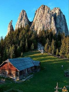 The Lonely Stone - Hasmas Mountains - Romania