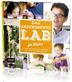 Buch - Das Experimente LAB für Kinder
