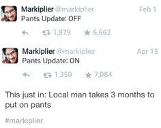 Markiplier tag on tumblr