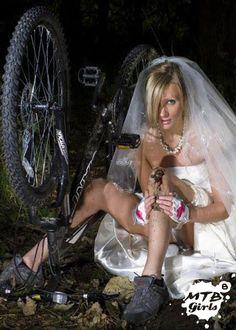 #Lol MTB Girls: Mountain Bike Girls. My son's dream girl Like, Repin, Share, Follow Me! Thanks!
