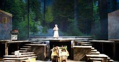 Lillian Alling. Banf - Lillian Alling. Banff Centre Theatre Arts. Scenic design by Sue LePage. 2011 --- #Theaterkompass #Theater #Theatre #Schauspiel #Tanztheater #Ballett #Oper #Musiktheater #Bühnenbau #Bühnenbild #Scénographie #Bühne #Stage #Set