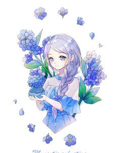 Anime art Kawaii anime Anime characters Manga anime Anime wallpaper Anime f Cute Anime Chibi, Anime Girl Cute, Beautiful Anime Girl, Kawaii Anime Girl, Anime Neko, Manga Anime Girl, Anime Girl Drawings, Manga Art, Anime Girls