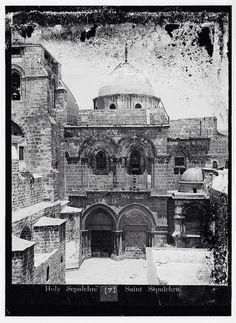 كنيسة القيامة، القدس، فلسطين، قبل 1914 Church of Resurrection, Jerusalem, Palestine. Before 1914 Iglesia de la Resurrección, Jerusalén, Palestina. Antes de 1914