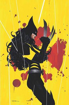 ALL-NEW WOLVERINE by RYAN SOOK