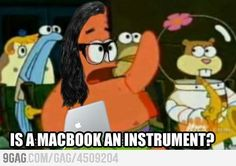 Does anyone play an instrument? LOL