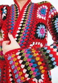 granny square vest - Wow!!