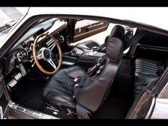 1967-Mustang-Fastback interior
