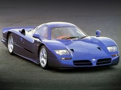 1998 Nissan R390 GT1 Road Version.