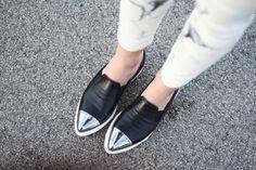 Style - Minimal + Classic: Dulceida Miu Miu Shoes