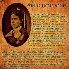 Image result for lottie moon quotes