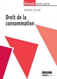 Droit de la consommation - J. Julien - L.G.D.J - 9782275043708  http://catalogue-bu.univ-lemans.fr/flora/jsp/index_view_direct_anonymous.jsp?PPN=189055588