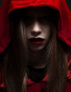 Aesthetics: Fairytales – Little Red Riding Hood Red Aesthetic, Aesthetic Pictures, Kaori Anime, Red Riding Hood Wolf, Gothic Photography, Girl Face Drawing, Digital Art Girl, Beautiful Girl Image, Red Hood