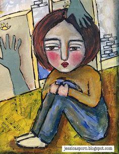 Jessica Sporn art journal http://jessicasporn.blogspot.com/2016/08/how-journaling-my-anxiety-put-me-in.html
