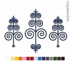 Výšivka Čičmany 24x17 cm Textiles, Embroidery, Ornaments, Patterns, Tattoos, Photography, Painting, Vintage, Ideas