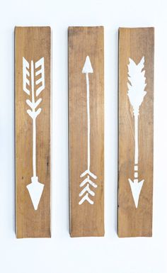 Just cool tribal arrow designs, for ONE wood tribal arrow sign to go with pumpkins on the stumps possibly