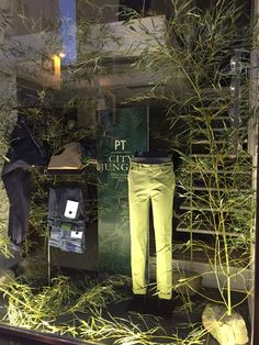 Pantaloni PT in the Jungle! www.falcioni.it