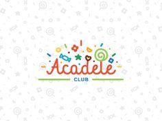 54 Creative Education Logo Designs for Inspiration 2020 Preschool Logo, Kindergarten Logo, Company Logo Samples, Education Logo Design, Logos, Kids Daycare, Boutique Logo, Kids Logo, Kids Branding