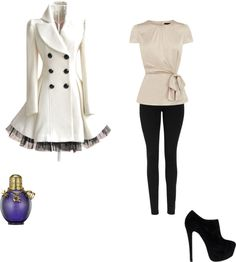 """wonder-winter"" by lilbratz-011 on Polyvore"