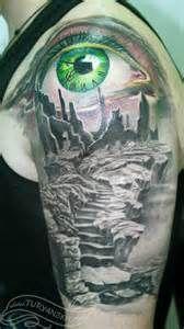 stairway sleeve tattoos - Bing Images