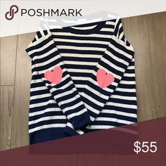 Wallace x Madewell Waffle Sweater Only wore a handful of times. In EUC condition. Cleaning out my closet to make room for winter. Ask me about bundles. Reasonable offers welcome. Madewell Sweaters