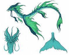 Sea serpent.