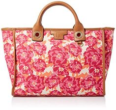Women's Shoulder Bags - Tommy Hilfiger Addrianna Shopper Top Handle Bag PinkCoral One Size *** Want additional info? Click on the image.