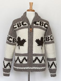 Official CBC Heritage Cowichan Gem Logo, Cowichan Sweater, Swag Ideas, Style Wish, Height And Weight, Country Girls, Female Models, Snug Fit, Outerwear Jackets