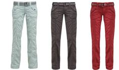 Edc By Esprit Play Pantalón De Tela Khaki pantalones tela Play pantalon Khaki Esprit Edc By Noe.Moda