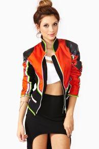 Jean Paul Gaultier Motocross Jacket